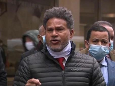 Dominicano anuncia su candidatura para alcalde de Nueva York