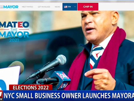 NYC Small Business Owner Launches Mayoral Bid