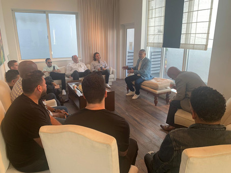 """Mateo Launches """"Welcome Back"""" Business Roundtable Series"""