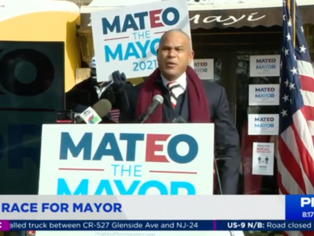 Bodega, taxi advocate Fernando Mateo joins NYC mayoral race: 'New York will be safe again'