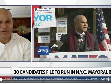 Elected officials personal agendas - Fernando Mateo