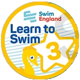 Learn to Swim Stage 3