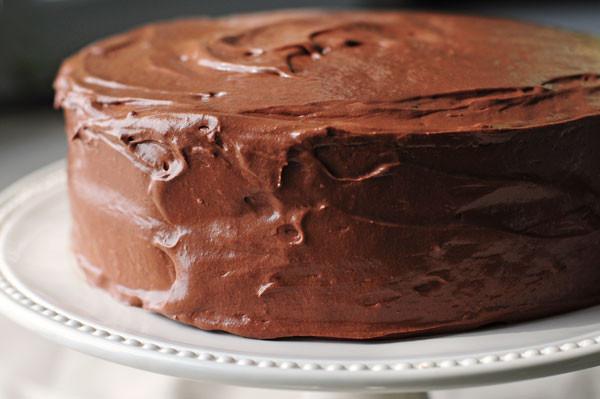 Healthier Choccy Cake