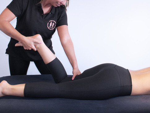Release Excessive Muscle Tension