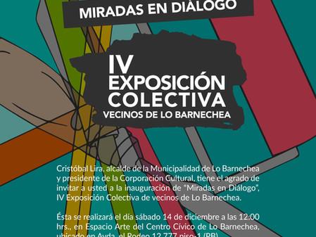 Premio Exposición Vecinos de Lo Barnechea
