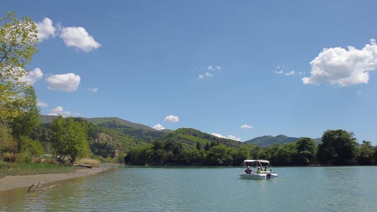 un jour sur le lac