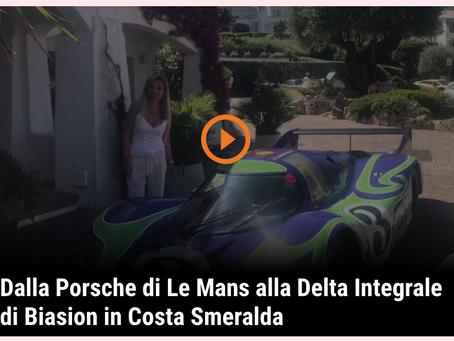 La Gazzetta dello Sport: La Porsche 917 LH di Le Mans è la più bella a Poltu Quatu Classic