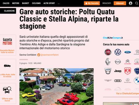 Poltu Quatu Classic - Gazzetta dello Sport - 05/06/20