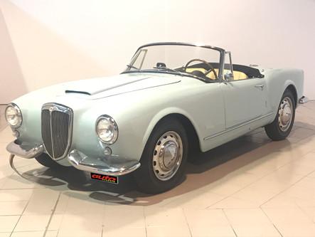 Lancia Aurelia B24S Convertibile - 1957