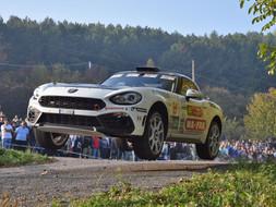 Abarth 124 Rally RGT - 2016