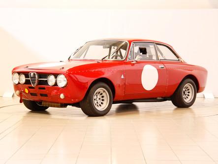 Alfa Romeo GTAM - 1971