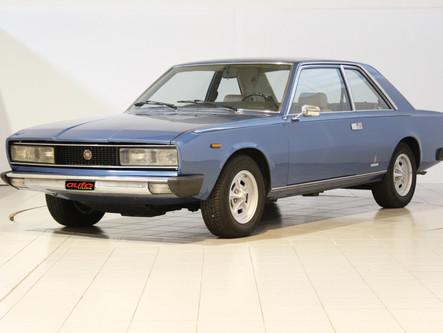 Fiat 130 Coupè - 1975