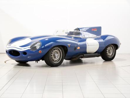 Jaguar D Type Wingfield Replica - 1973