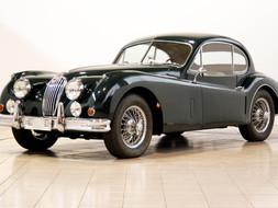 Jaguar XK 140 FHC - 1956