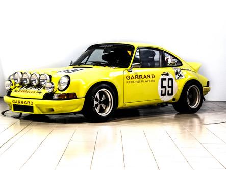 Porsche 911 3.0 RSR - 1973