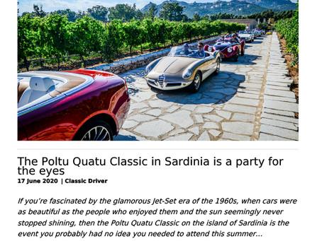 Classic Driver - Poltu Quatu Classic