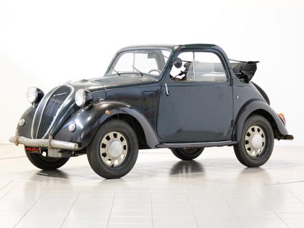Fiat 500 - A Garavini - Compressore - 1939