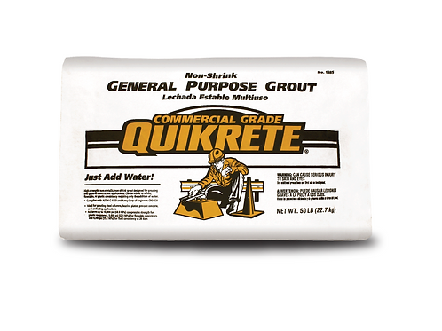 NON-SHRINK GENERAL PURPOSE GROUT