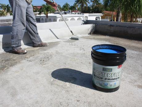 Walmart® añade los Masterflex® Roof Primer y Dryroof en tamaños de 1 Galón.