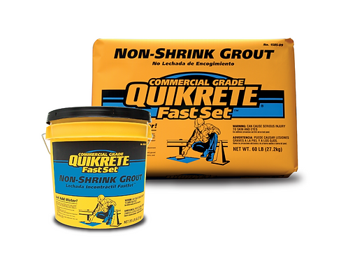 FastSet™ NON-SHRINK GROUT