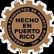 Sello Productos hechos en Puerto Rico