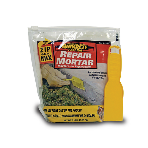 ZIP & MIX REPAIR MORTAR