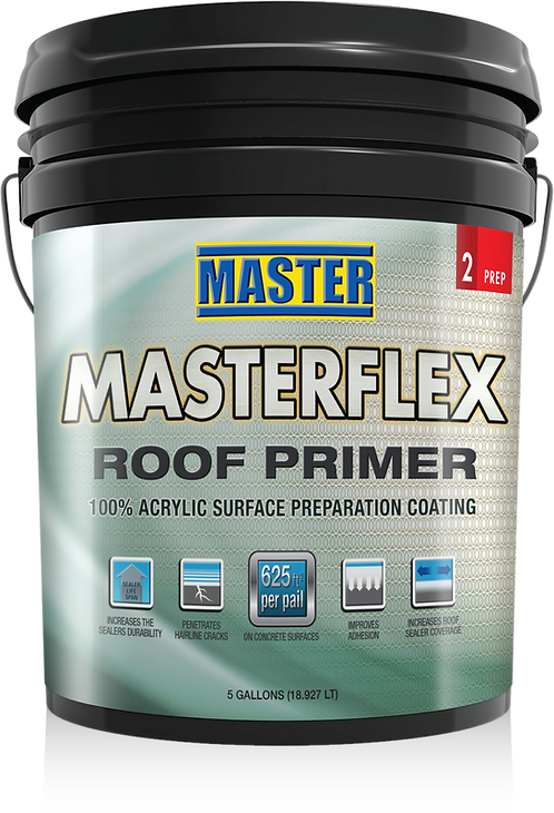 MASTERFLEX® ROOF PRIMER