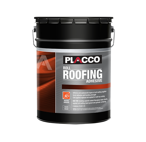 PLACCO ROLL ROOFING ADHESIVE