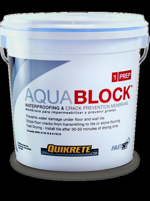 AQUABLOCK™ Waterproofing & Crack Prevention Membrane