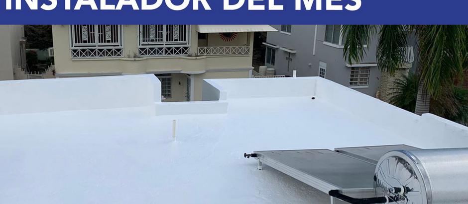 Santos Caban: Instalador del mes de Diciembre 2021