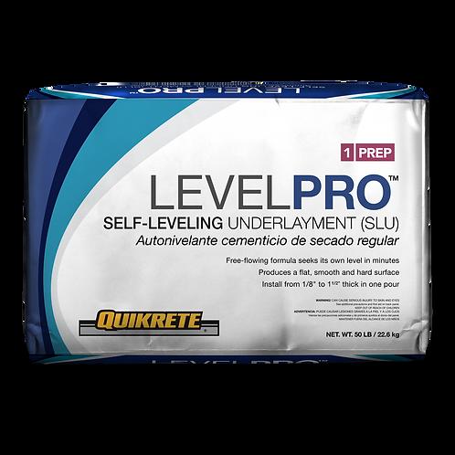 LEVELPRO™ Self-Leveling Underlayment (SLU)