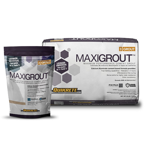 MAXIGROUT™ Maximum Performance Cement Grout