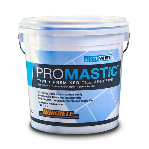 PROMASTIC™ Type 1 Premixed Tile Adhesive