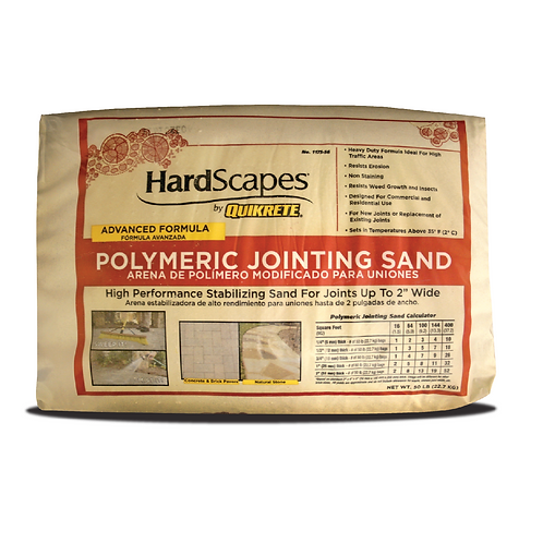 POLYMERIC JOINTING SAND