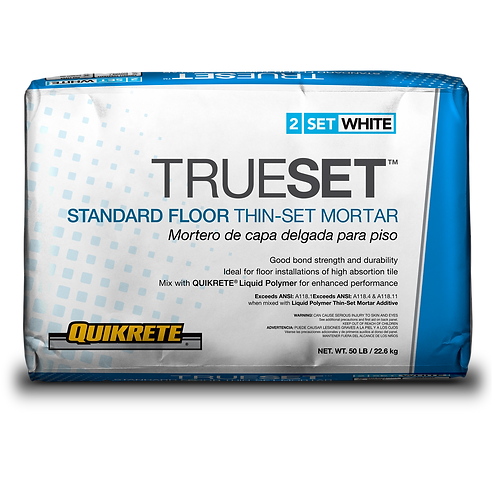 TRUESET™ Standard Floor Thin-Set Mortar