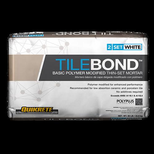 TILEBOND™ Basic Polymer Modified Thin-Set Mortar