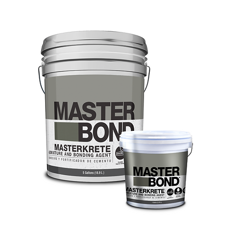 MASTERKRETE™Admixture & Bonding Agent