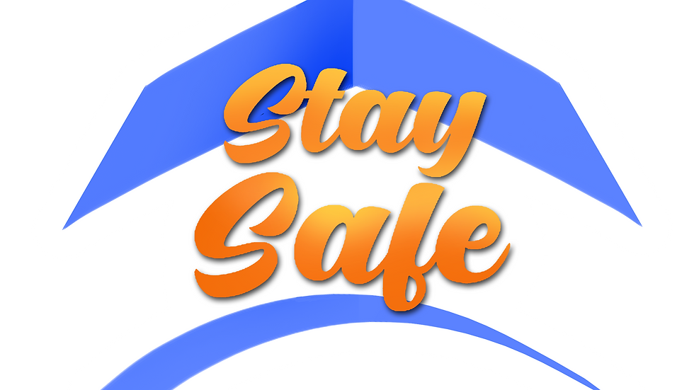 Stay Safe (3 pack)