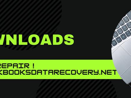 Downloads for Quickbooks Desktop. (US only)