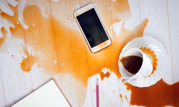 mobile phone water liquid water damage repair