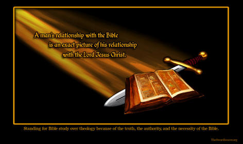 Light rays Bible sword