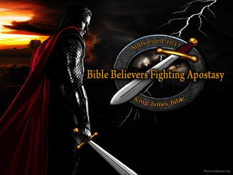 Bible believer warrior
