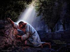 Christ in Garden of Gethsemane