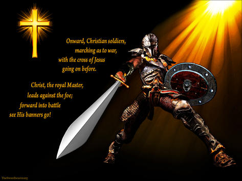 Christian hymn Christian soldiers