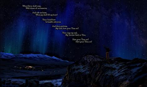 Christian hymn How great Thou art