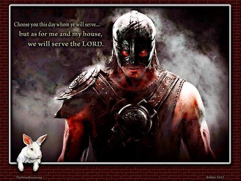 Christian warrior helmet breastplate
