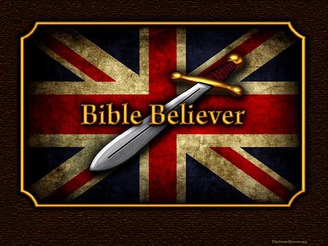 Bible believer sword