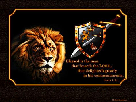 Lion of Judah sword shield