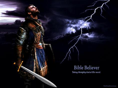 Bible believer and warrior