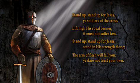 Christian hymn soldiers of the cross